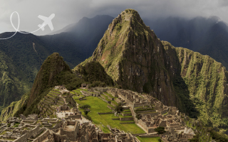 Un lugar mágico: Machu Picchu