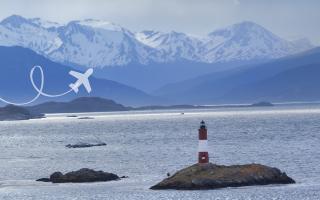 ¡Fin del mundo! Ushuaia